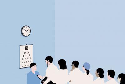 [香港眼科診所] 白內障